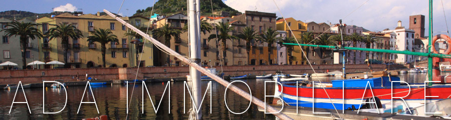 Bosa Sardegna Italia